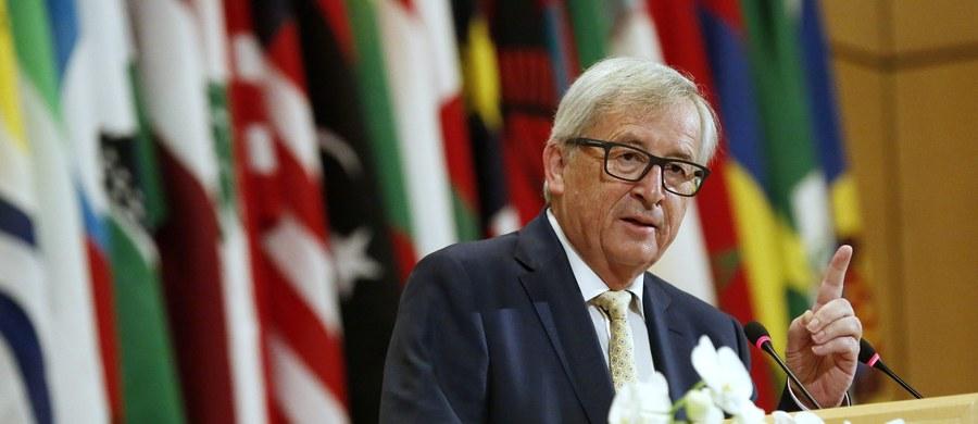 Komisja Europejska potwierdziła, że jej przewodniczący Jean-Claude Juncker spotka się w przyszłym tygodniu z rosyjskim prezydentem Władimirem Putinem na marginesie forum gospodarczego w Petersburgu.