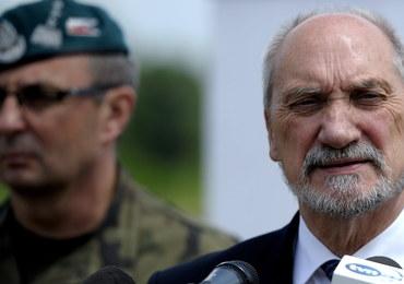Macierewicz: Obrona terytorialna formowana od września. Dowództwa już wyznaczone