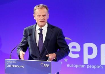 Tusk ostrzega: Brexit potrwałby siedem lat