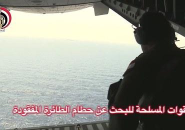 Egipski komitet śledczy: Na dnie Morza Śródziemnego odkryto szczątki samolotu EgyptAir