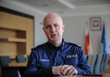 Gen. Jarosław Szymczyk: Zwróciliśmy się do innych państw o przysłanie funkcjonariuszy na ŚDM