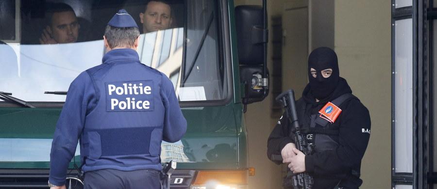 Belgijska policja wczoraj i dziś aresztowała 12 osób podejrzanych o planowanie nowych ataków terrorystycznych - poinformowało w specjalnym oświadczeniu biuro prokuratora federalnego.