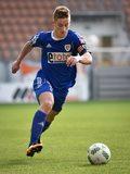 Piast Gliwice - ViOn Zlate Moravce 1-0 w sparingu
