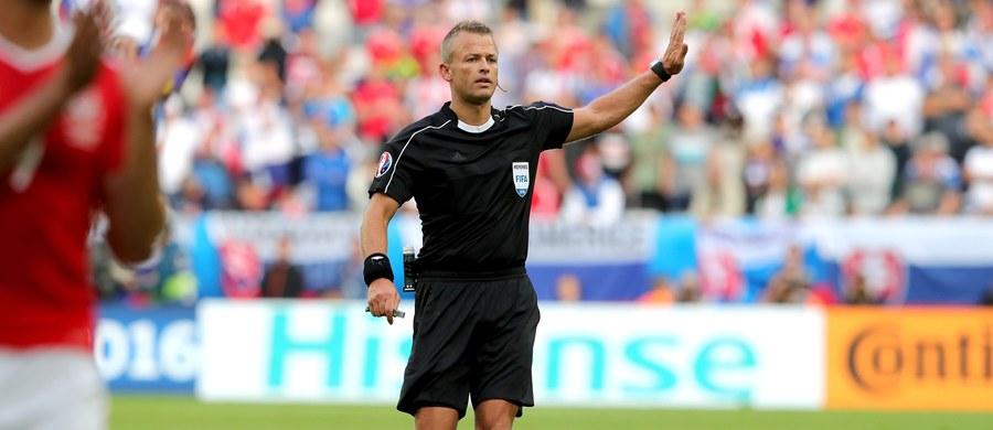 Norweg Svein Oddvar Moen będzie we wtorek w Marsylii sędzią meczu Polska - Ukraina. To ostatnie spotkanie biało-czerwonych w fazie grupowej Euro 2016. O wyborze trenera poinformowała UEFA.