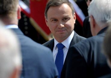 Najnowszy sondaż: Prezydent Andrzej Duda na czele rankingu zaufania