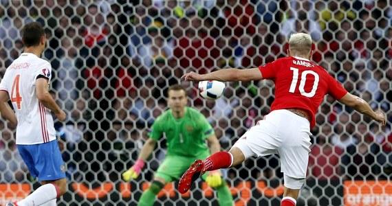 Walijczycy nie dają szans Rosjanom - prowadzą 3:0 po golach Ramseya, Taylora i Bale'a. Poniżej możecie zobaczyć nagrania wideo z tych trzech bramek!