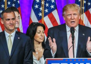 Donald Trump zwolnił Coreya Lewandowskiego, szefa swojego sztabu wyborczego