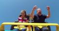 """""""Carpool Karaoke"""": Selena Gomez i James Corden na rollercoasterze!"""