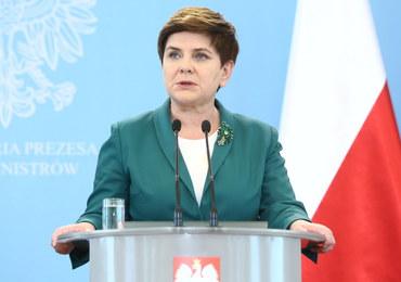 Premier Szydło: W przyszłym tygodniu Komisja Europejska otrzyma informację ws. TK