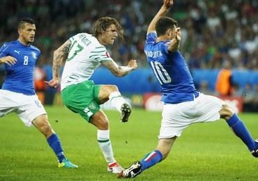 Euro 2016. Irlandia wygrała z Włochami 1:0!