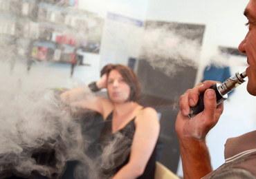 Podatek od sprzedaży e-papierosów ma być częścią tzw. pakietu tytoniowego