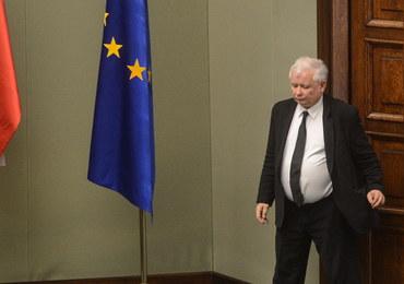 Jarosław Kaczyński: Potrzebny jest nowy traktat europejski