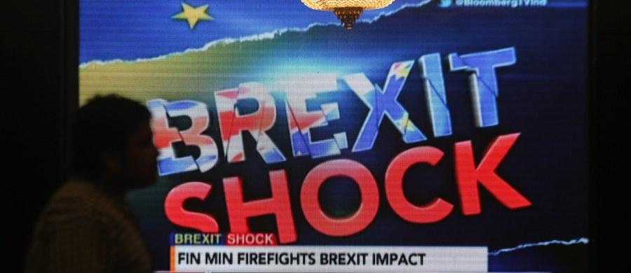 Po Brexicie trzeba poważnie brać pod uwagę zmiany granic na naszym kontynencie.