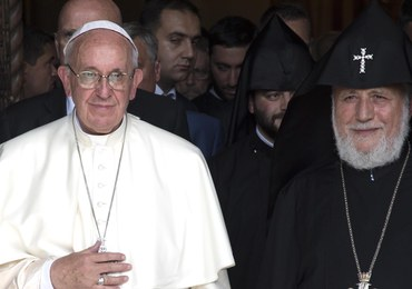 Papież Franciszek o rzezi Ormian: To ludobójstwo, które zapoczątkowało listę olbrzymich katastrof