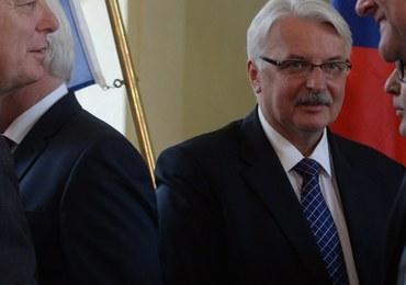 Szef polskiego MSZ po Brexicie: Jesteśmy skazani na rewizję traktów