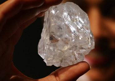 """Lesedi la Rona na sprzedaż. """"To największy diament, jaki udało się wydobyć od ponad 100 lat"""""""