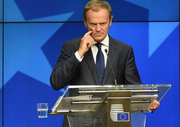 """Tusk: Na szczycie """"27"""" nikt nie postulował zmian traktatu. """"W Brukseli ludzie nabierają dystansu"""""""
