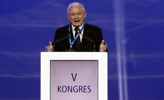 Jarosław Kaczyński ponownie został wybrany na prezesa Prawa i Sprawiedliwości. Głosowanie odbyło się na dzisiejszym kongresie partii. Kaczyński funkcję będzie sprawował przez kolejne trzy lata.