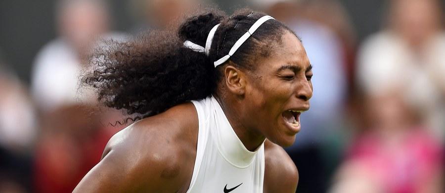 Broniąca tytułu Amerykanka Serena Williams i serbski tenisista Viktor Troicki zostali ukarani grzywną w wysokości po 10 tysięcy dolarów za niesportowe zachowanie podczas swoich meczów wielkoszlemowego Wimbledonu w Londynie.