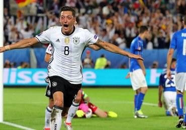 Euro 2016. Zobacz gole meczu Niemcy-Włochy!