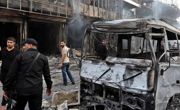 Przerażający najnowszy bilans ofiar wczorajszego zamachu samobójczego w Bagdadzie. Według ostatnich danych zginęło co najmniej 213 osób.