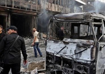 Zamach w Bagdadzie. Bilans ofiar wzrósł do 213 osób