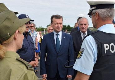 Kontrole na granicach wewnętrznych Polski. Szef MSWiA: Nie będzie problemów