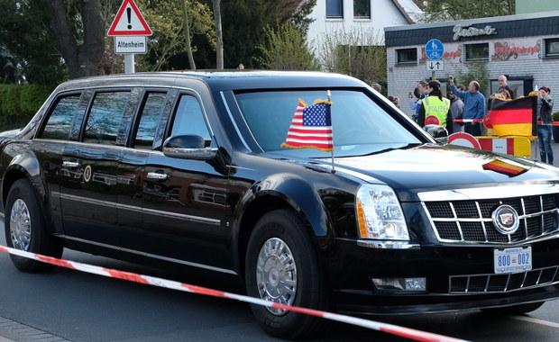 """Trwa dopinanie ostatnich szczegółów wizyty prezydenta USA w Warszawie. Barack Obama przyleci do Polski na szczyt NATO. Tak jak podczas swoich poprzednich wizyt w Warszawie, korzystać będzie ze swojej limuzyny - Cadillaca One - nazywanej """"bestią"""". Pod specjalnym nadzorem znajdzie się też hotel, w którym prezydent Stanów Zjednoczonych zamieszka."""