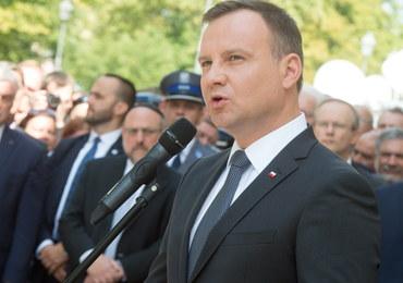 Andrzej Duda: W Polsce nie ma miejsca na rasizm, ksenofobię i antysemityzm