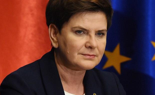 """""""Po referendum, w którym większość Brytyjczyków opowiedziała się za opuszczeniem Unii Europejskiej, w Brukseli jest próba dostrzegania, że Polska jest ważnym graczem we wspólnocie i powoli stosunek do nas się zmienia"""" – oceniła premier Beata Szydło."""