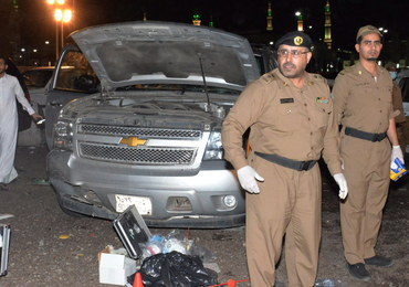Arabia Saudyjska: Seria zamachów, nie żyje co najmniej 4 oficerów służby bezpieczeństwa