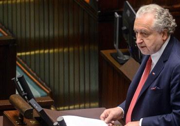 Sejm odesłał do komisji projekt ustawy o TK. Rzepliński przestrzega posłów przed jej przyjęciem
