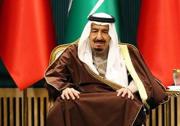 """Król Arabii Saudyjskiej obiecuje zwalczać ekstremistów. """"Uderzymy w nich żelazną pięścią"""""""