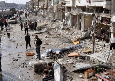 16 osób, w tym troje dzieci, zginęło w samobójczym zamachu w Syrii