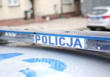 Policyjny pościg w stolicy. Przestępca podczas ucieczki potrącił policjanta, padły strzały