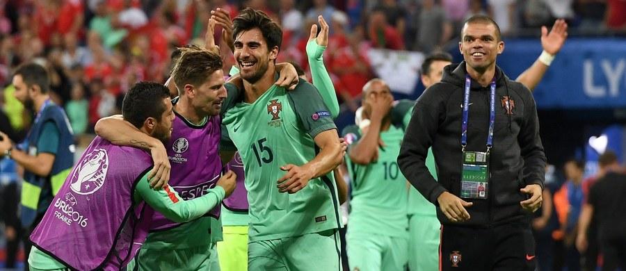 Portugalia pokonała Walię 2:0 w półfinale europejskich mistrzostw Europy. Tym samym Portugalczycy stali się pierwszymi finalistami Euro 2016.