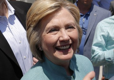 Hillary Clinton nie stanie przed sądem. Dochodzenie ws. prywatnej skrzynki mailowej zamknięte