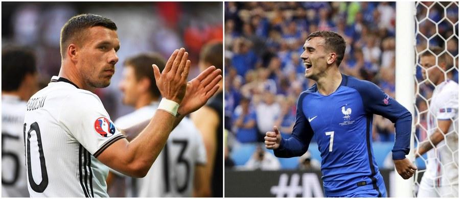 Nie boimy się! To historyczna szansa! Czy Trójkolorowym uda się przełamać ciążącą na nich od ponad pół wieku klątwę? Tak francuska prasa komentuje dzisiejszy półfinał Euro 2016 Francja-Niemcy. Mecz rozpocznie się o 21 w Marsylii.
