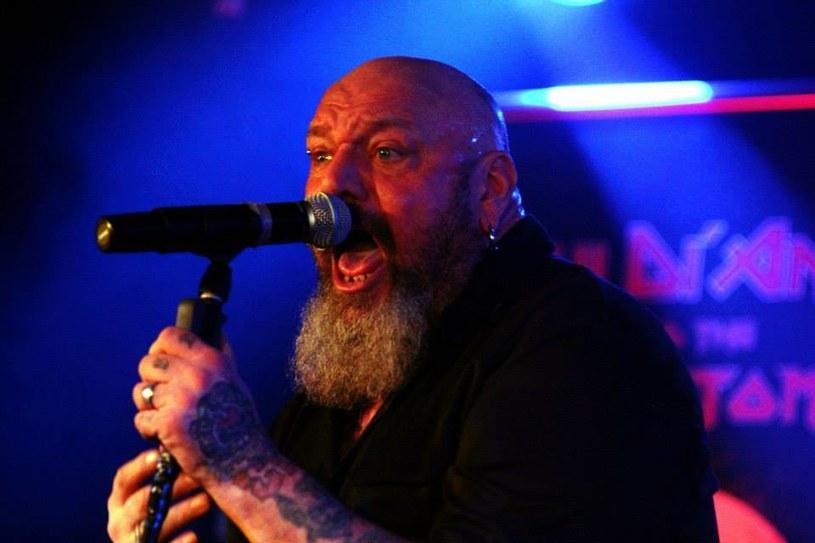 Najbliższe cztery miesiące w szpitalu spędzi Paul Di'Anno. Pierwszy wokalista Iron Maiden po raz trzeci walczy z rakiem.