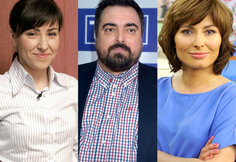 Tomasz Sekielski, Dorota Wysocka-Schnepf, Katarzyna Trzaskalska - dla tych dziennikarzy 7 lipca 2016 nie okazał się najszczęśliwszą datą w karierze. Cała trójka musiała pożegnać się tego dnia z TVP1.