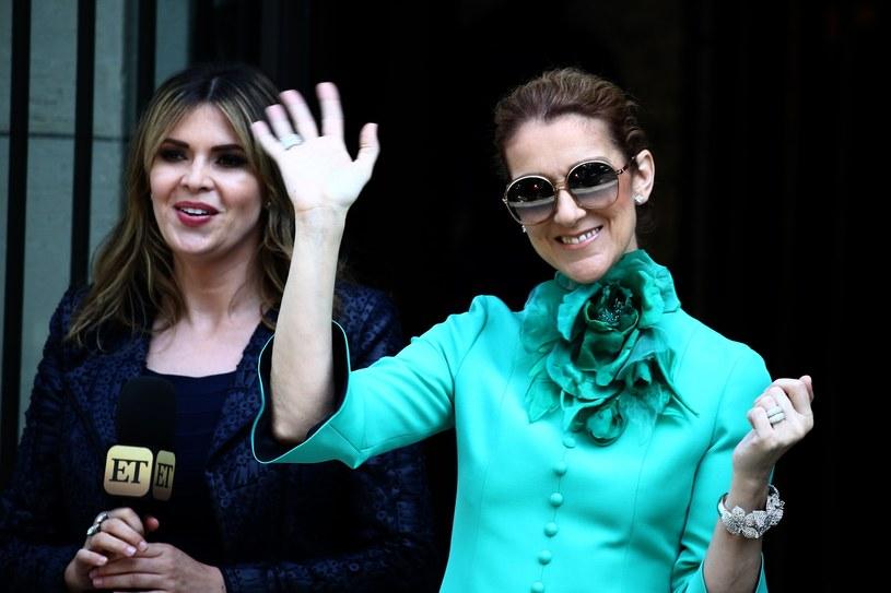 """Pink udzieliła wsparcia Celine Dion i napisała dla niej nową piosenkę """"Recovering""""."""