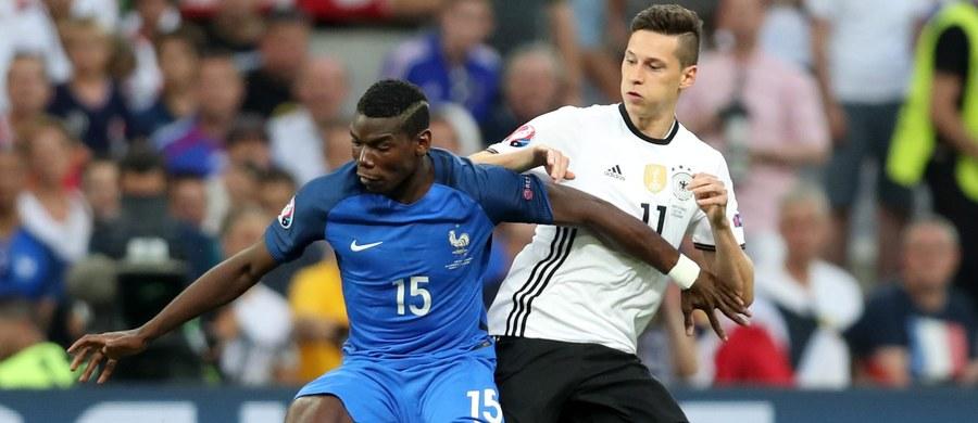 Po 16-letniej przerwie Francja zagra w finale mistrzostw Europy. W czwartek pokonała w półfinale Niemcy 2:0 i w niedzielnym meczu o tytuł zmierzy się z Portugalią.