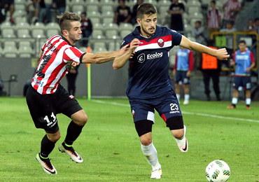 Liga Europy. Cracovia przegrywa ze Skendiją i odpada z rozgrywek