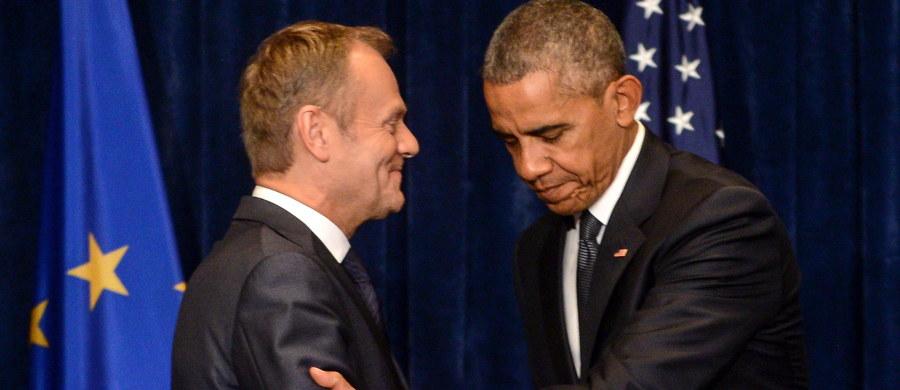 """Szczyt NATO będzie jawnie antyrosyjskim - ocenia gazeta """"Wzgliad"""". Rządowa """"Rossyjskaja Gazieta"""" w podobnym tonie pisze: """"przekonują, że nie chcą konfrontacji, ale tworzą dla niej warunki"""".  Dwudniowe obrady rozpoczynają się dziś w Warszawie. W spotkaniach weźmie udział 61 delegacji, w tym 18 prezydentów i 21 premierów. Do Polski przyleciał także Barack Obama."""