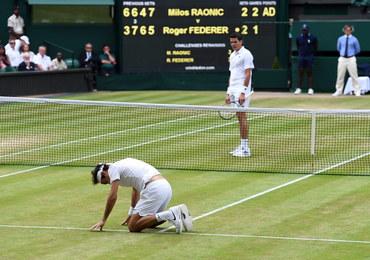 Przegrana Rogera Federera na Wimbledonie