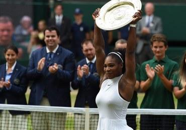 Serena Williams triumfuje na Wimbledonie. Pokonała Kerber w dwóch setach
