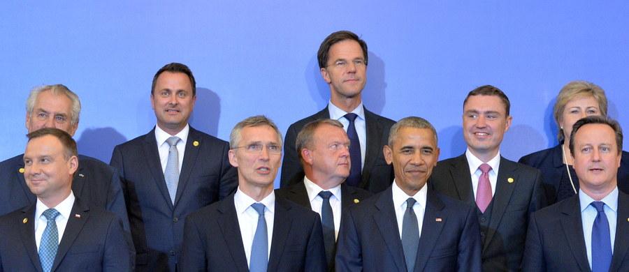 Rozmieszczenie czterech batalionów sił NATO w Polsce i krajach bałtyckich - to główne ustalenie dwudniowego szczytu NATO w Warszawie. Przewodniczący polskiej delegacji prezydent Andrzej Duda mówił o historycznym znaczeniu obrad.