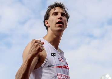 Lekkoatletyczne ME. Karol Hoffmann ze srebrnym medalem w trójskoku!