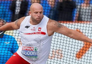 Lekkoatletyczne ME: Piotr Małachowski mistrzem Europy w rzucie dyskiem!