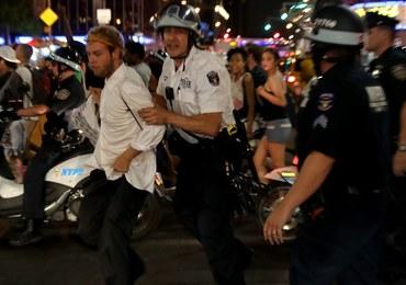 """Setki aresztowań w USA w czasie protestów po śmierci Afroamerykanów. Groźba """"wojny rasowej"""""""